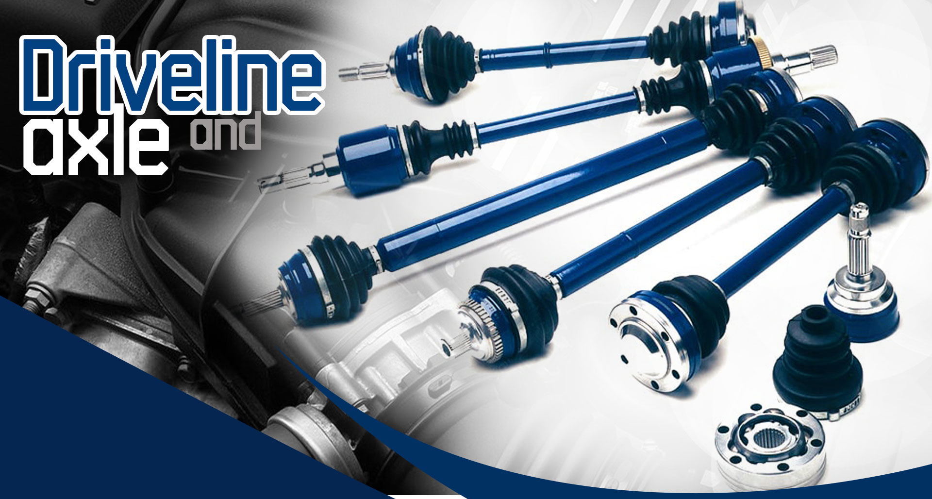 Buy Driveline and axle for your Car online in Pakistan From